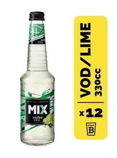 12 Cocktail Mix Vodka&Lime 330cc