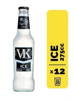 12 Coctel Vk Ice 275cc