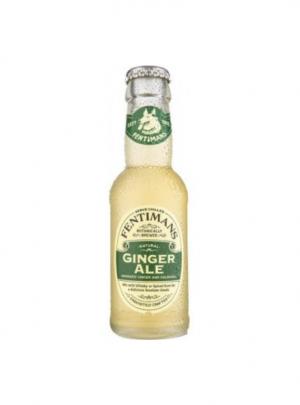 4 Bebida Ginger Ale Fentimans 200cc