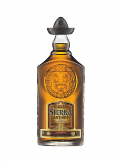 Tequila Sierra Anejo 700cc
