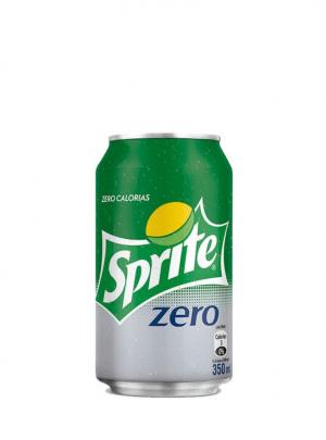 Bebida Sprite Zero Lata 350Cc