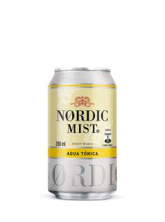 Bebida Nordic Tonica Lata 350Cc