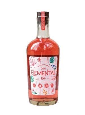 Gin Elemental Rose 700cc
